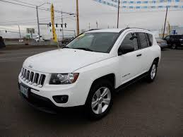 jeep crossover 2015 pre owned 2015 jeep compass sport 4 door wagon in ashland 141645