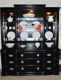 Black China Cabinet Hutch by 28 Best China Cabinet Redo Images On Pinterest China Cabinet