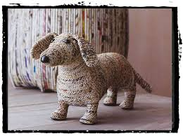 Home Sculpture Decor Clever The Dog Dachshund Home Decor Sculpture Nova68 Modern Design