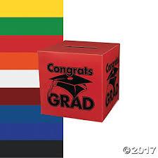 grad card box