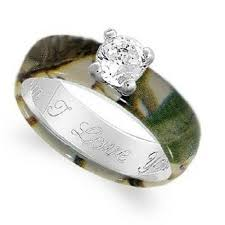 Camouflage Wedding Rings by Wetlands Camo Wedding Rings For Sale