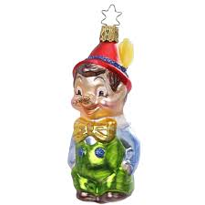 inge glas pinocchio gift idea trendy ornaments