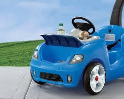 amazon com step2 whisper ride ii blue toys u0026 games