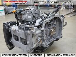 subaru impreza turbo engine subaru impreza wrx 2 0l turbo engine 2002 2003 2004 2005 jdm ej205 motor