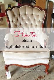 Water Based Upholstery Cleaner Best 25 Clean Upholstery Ideas On Pinterest Upholstery Cleaner