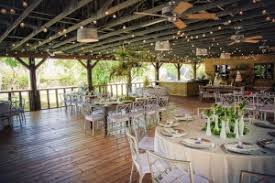 cheap wedding venues in miami upscale rustic venue the grove