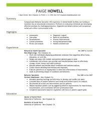social work resume exles 8 amazing social services resume exles livecareer
