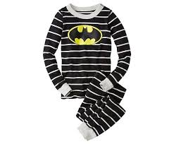 organic cotton batman pjs inhabitots
