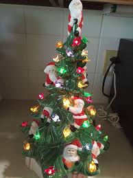 Ceramic Christmas Tree Decorations - 20 best lighted ceramic christmas trees images on pinterest