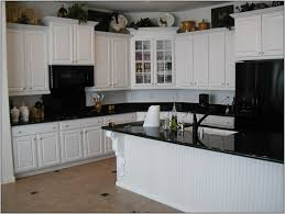 kitchen colors with white cabinets and blue countertops white