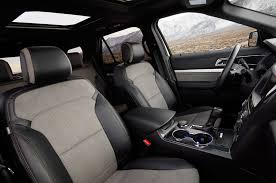 Ford Explorer 2016 Interior 2017 Ford Explorer Adds Xlt Sport Appearance Package