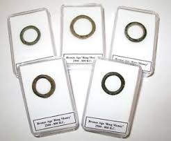 celtic ring money bronze age celtic ring money in display 2500 800 bc 1 per bid