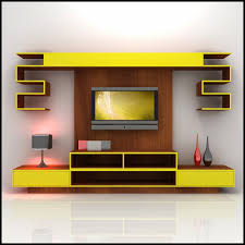 modern wall showcase designs for living room indian style home combo