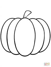 Halloween Pumpkin Coloring Page Pumpkin Coloring Pages Download Coloring Pages 9900