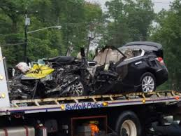 worst bugatti crashes 4 killed in fourth of july crash on long island cops new york post