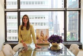 charitybuzz tour with aerin lauder lunch at cafe sabarsky