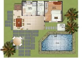 Extreme 3 tipos de plantas de casas até 50 m2 #BR87