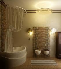 alluring round shower curtain rod natural bathroom ideas image of round shower curtain rod furniture