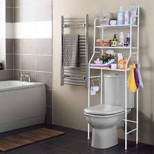 Bathroom Over Toilet Storage Over Toilet Cabinet Ebay