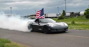 corvette zr1 burnout is this the smokiest corvette z06 burnout you ve seen vettetv