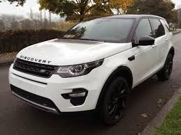 white land rover discovery sport second hand landrover disco sport new for sale san javier