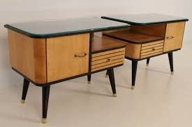 nightstand breathtaking vintage night stand nightstand set of