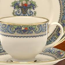 lenox china pattern autumn