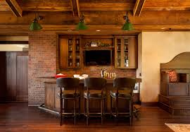 interior brick wall ideas with classic exposed brick wall