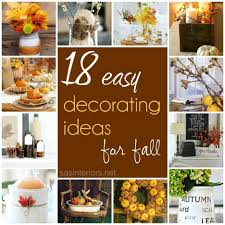 Autumn Home Decor Makeovers And Cool Decoration For Modern Homes Diy Autumnfall