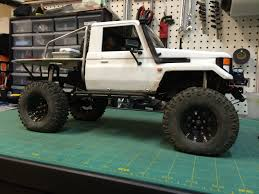 toyota hunting truck rc scale 4x4 truck toyota land cruiser truggy 1 9 mickey