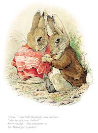rabbit by beatrix potter beatrix potter rabbit