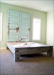 bedroom design ideas marvelous diy wood platform bed frame