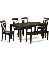 6 pc dining table set amazing deal on 6 pc dining table set with bench table with leaf 4