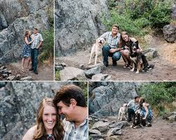 Wedding Photographer Denver Lory State Park Summer Engagement Colorado Wedding Photographer