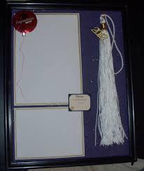 graduation frames with tassel holder s craft a week graduation photo frame and tassel holder