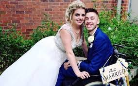 groom wedding groom who was told he was terminally ill waited until his wedding