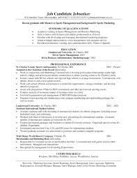 sports resume template sports marketing cover letters sports resume template java trainer