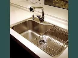 Kitchen Sink Stainless Steel by Kitchen Sink Stainless Steel Kitchen Sinks Youtube