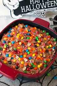 halloween cany leftover halloween candy cake with kitchenaid streamline ceramic