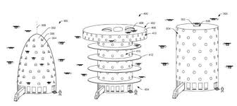 amazon black friday bird cages amazon u0027s delivery drone hive looks like it came from a sci fi