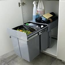 poubelle cuisine encastrable sous evier evier cuisine encastrable autres vues evier cuisine encastrable