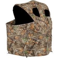 tent chair blind amersitep deluxe tent chair blind realtree edge eders
