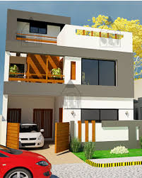 Home Design For 10 Marla In Pakistan by 5 Marla House Front Design Gharplans Wewe Pinterest House