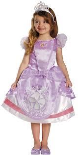 Cute Halloween Costumes Toddler Girls Disney Sofia Deluxe Girls U0027 Toddler Halloween Costume