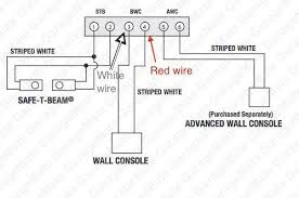 interesting wiring diagram for genie garage door opener