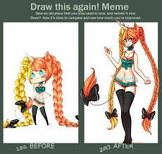 Before And After Meme - before and after meme by scratchbite on deviantart
