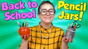 apple u0026 glitter pencil jars teacher gifts back to