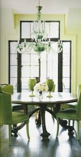 green design of dining room green paint and texture ideas for
