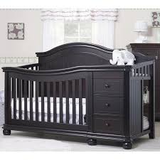 mini crib and changing table best crib with changing table luxury espresso ba cribs made from