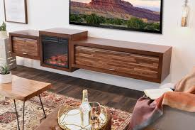 wall units extraordinary wall hung entertainment cabinet floating